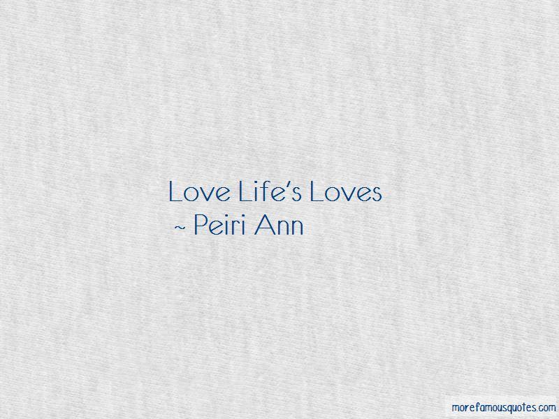 Peiri Ann Quotes Pictures 2