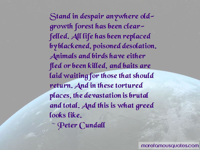 Peter Cundall Quotes Pictures 2