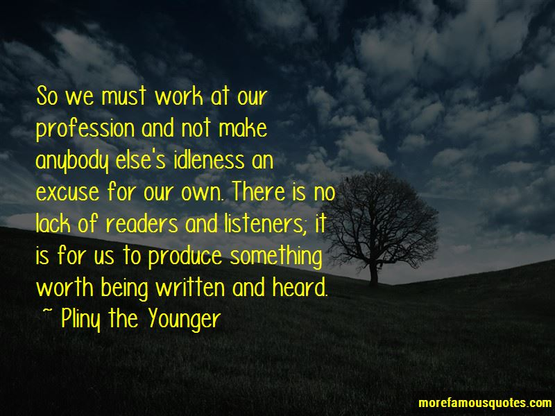 Pliny The Younger Quotes Pictures 4