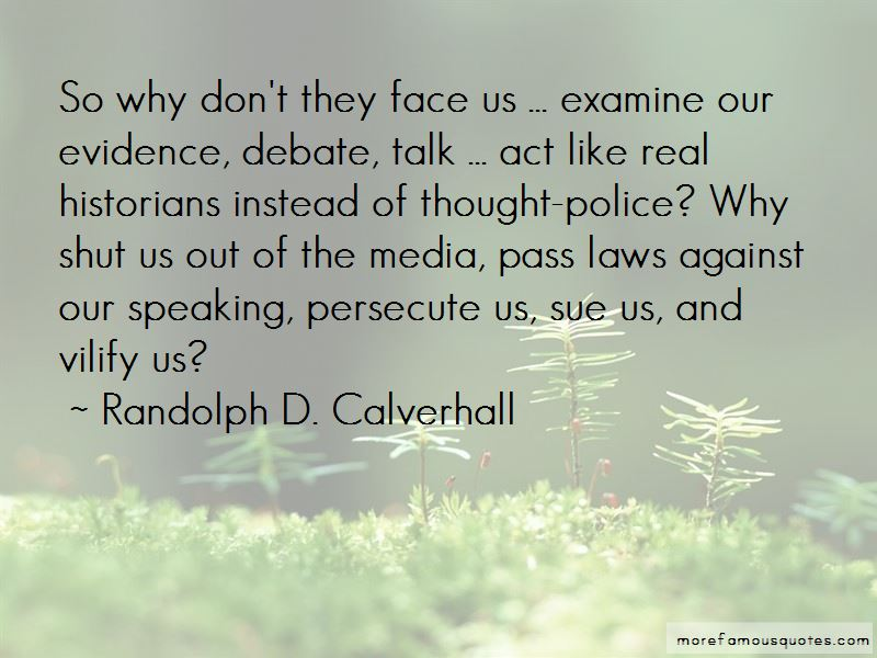 Randolph D. Calverhall Quotes Pictures 2