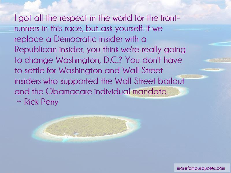 Rick Perry Quotes