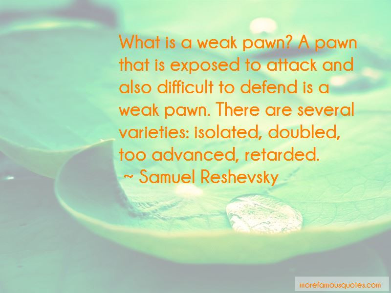 Samuel Reshevsky Quotes Pictures 4