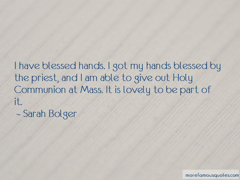 Sarah Bolger Quotes Pictures 2