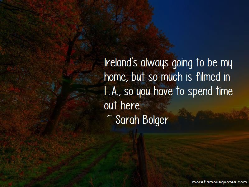 Sarah Bolger Quotes Pictures 3