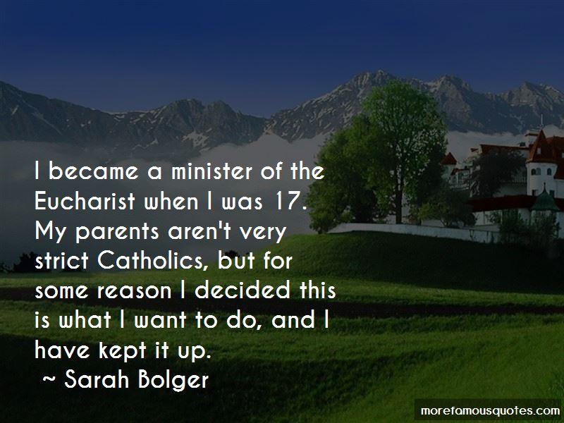 Sarah Bolger Quotes