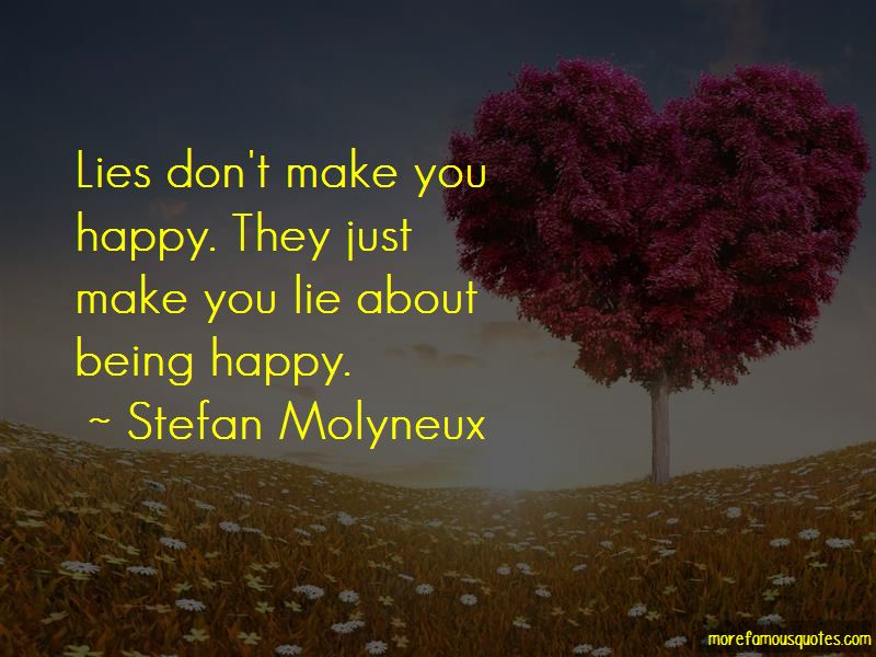 Stefan Molyneux Quotes
