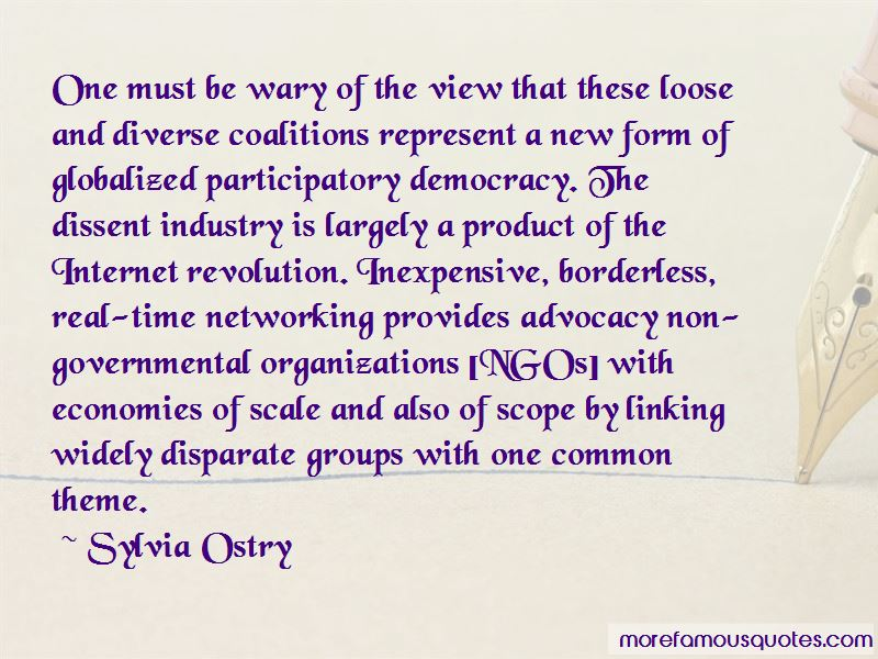 Sylvia Ostry Quotes Pictures 2