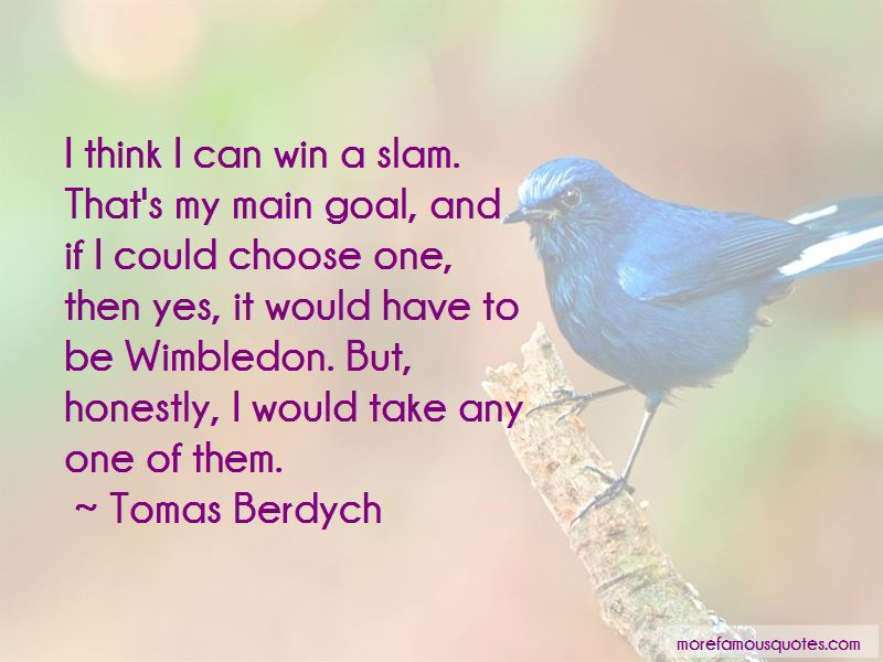 Tomas Berdych Quotes Pictures 3