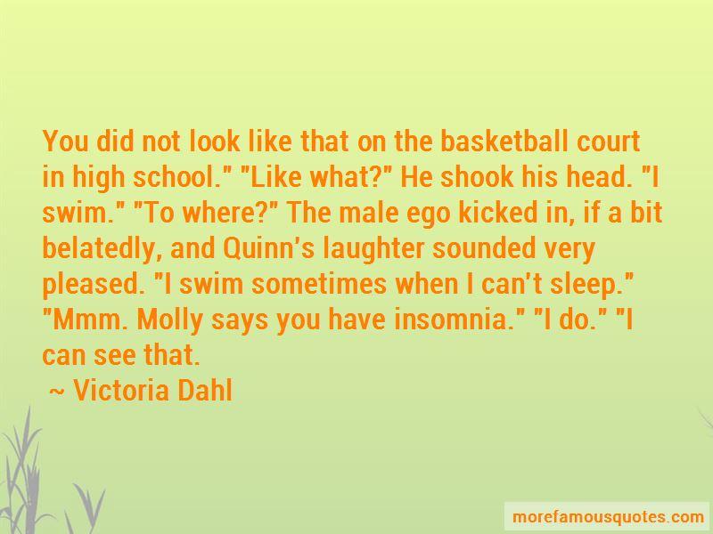 Victoria Dahl Quotes Pictures 2