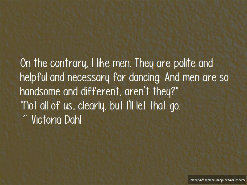 Victoria Dahl Quotes Pictures 3