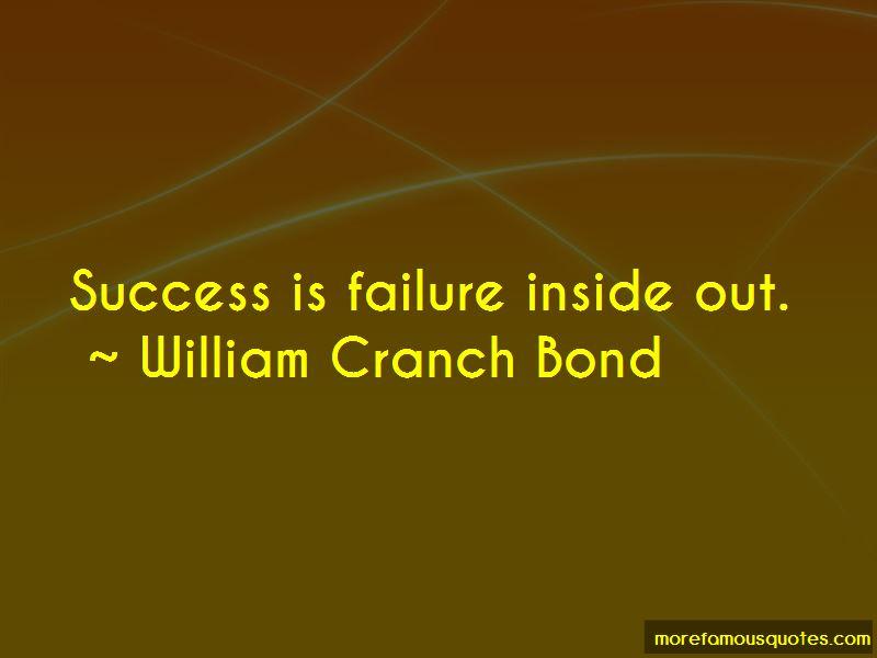 William Cranch Bond Quotes