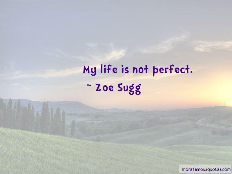 Zoe Sugg Quotes
