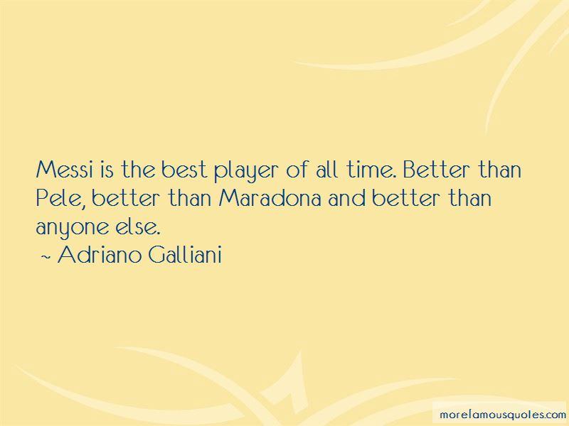 Adriano Galliani Quotes Pictures 2