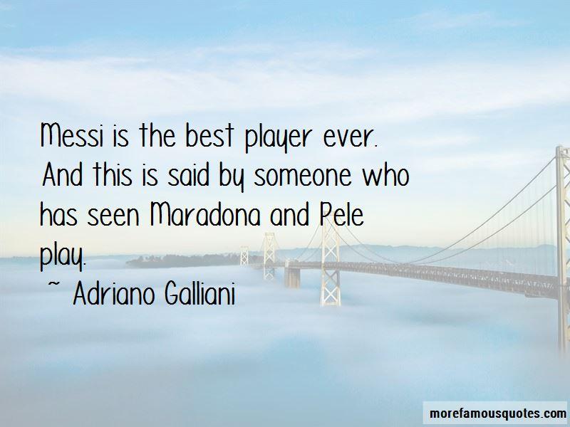 Adriano Galliani Quotes Pictures 3