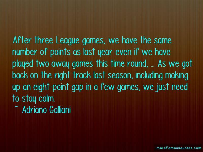 Adriano Galliani Quotes