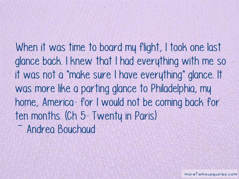 Andrea Bouchaud Quotes