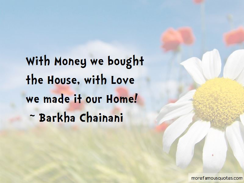 Barkha Chainani Quotes