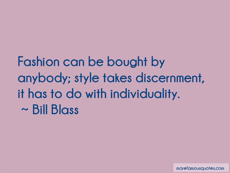 Bill Blass Quotes Pictures 2