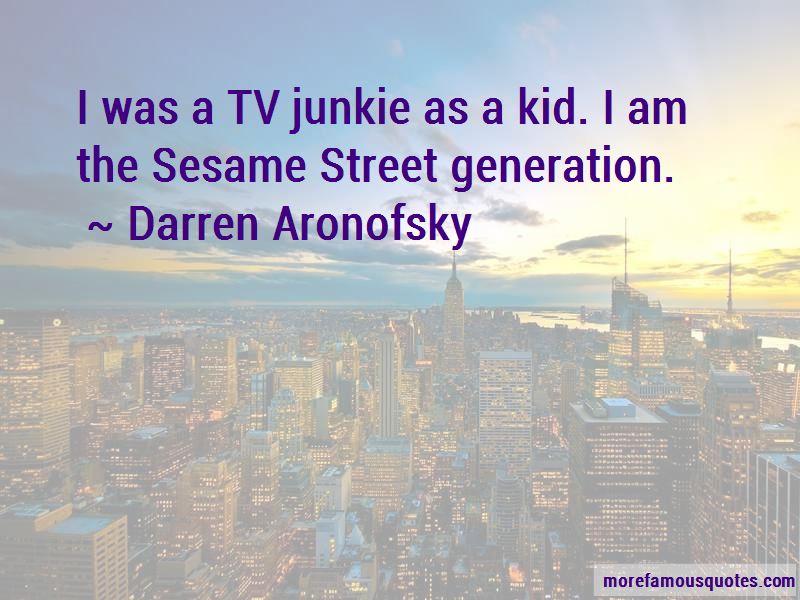 Darren Aronofsky Quotes Pictures 2