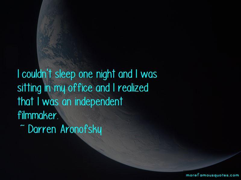 Darren Aronofsky Quotes Pictures 4
