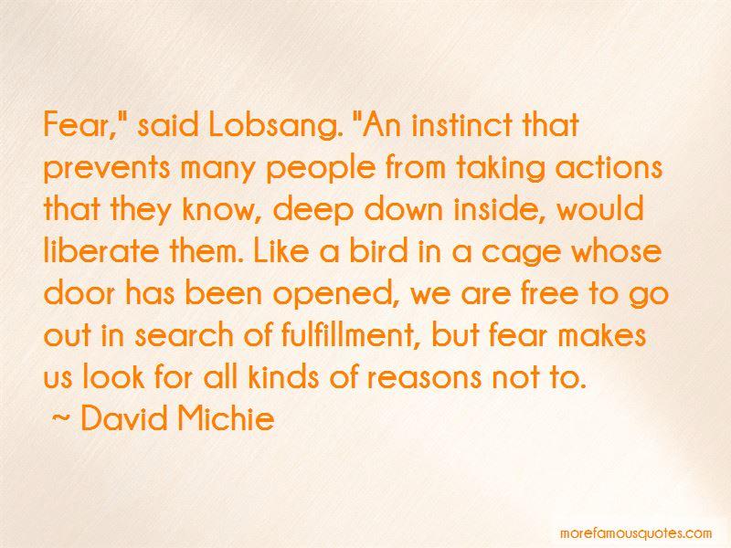 David Michie Quotes