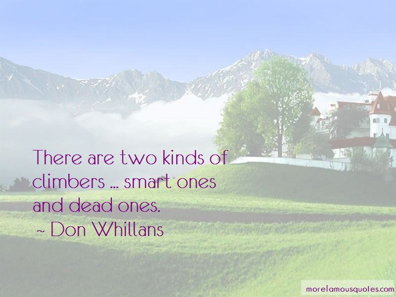 Don Whillans Quotes Pictures 3