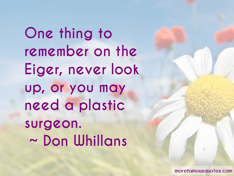 Don Whillans Quotes