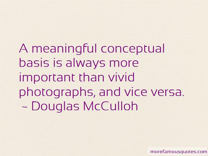Douglas McCulloh Quotes Pictures 4