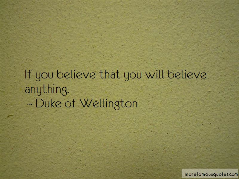Duke Of Wellington Quotes Pictures 3