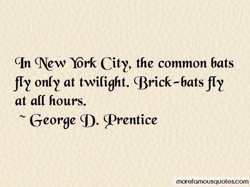 George D. Prentice Quotes Pictures 4