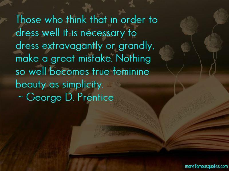 George D. Prentice Quotes