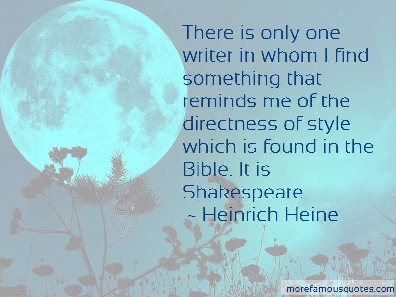 Heinrich Heine Quotes Pictures 3