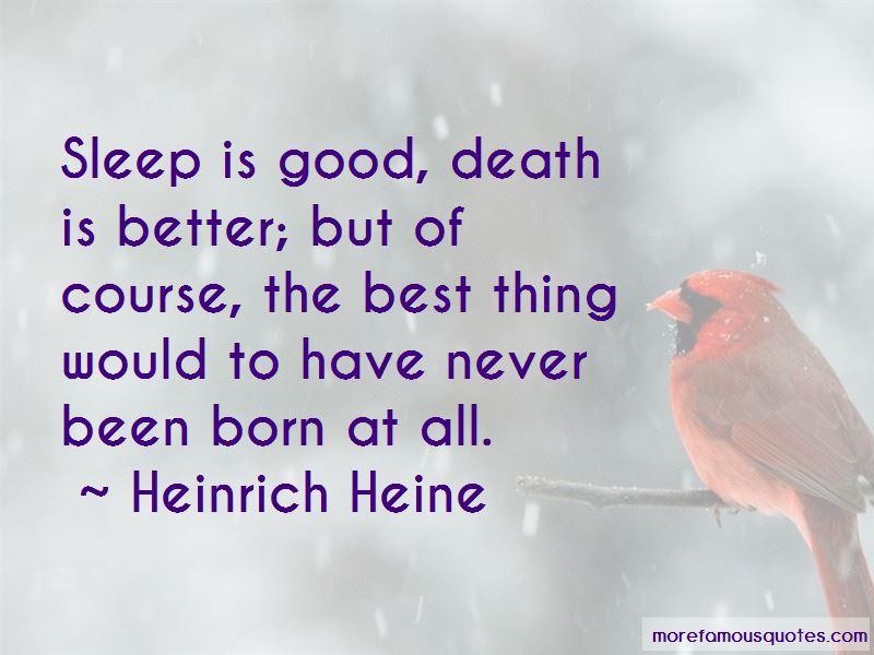 Heinrich Heine Quotes Pictures 4