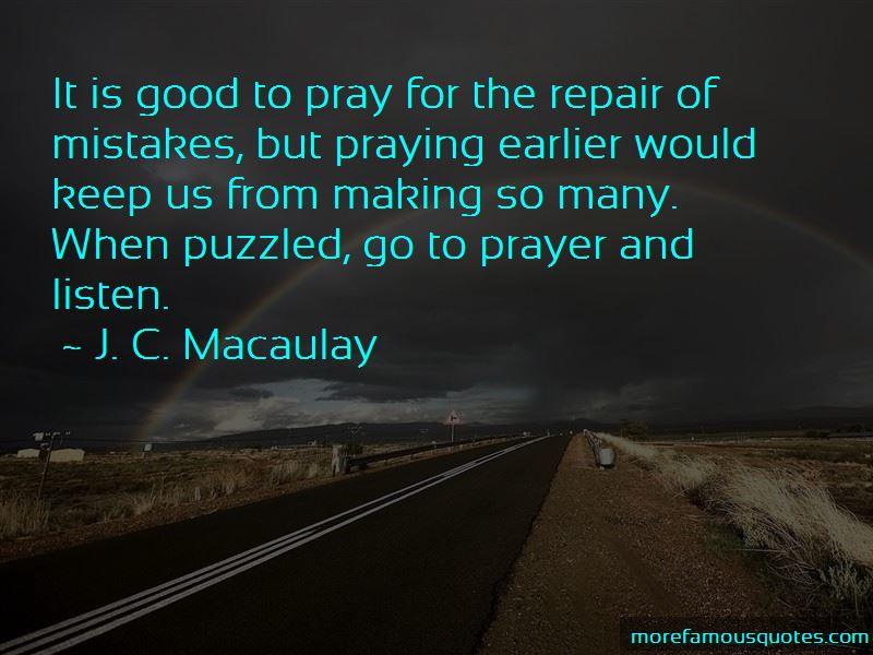 J. C. Macaulay Quotes Pictures 2