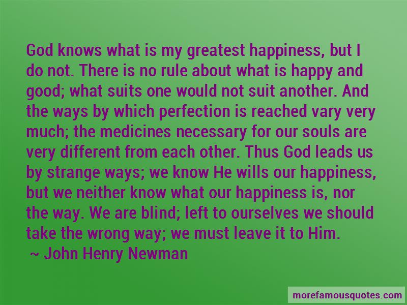 John Henry Newman Quotes