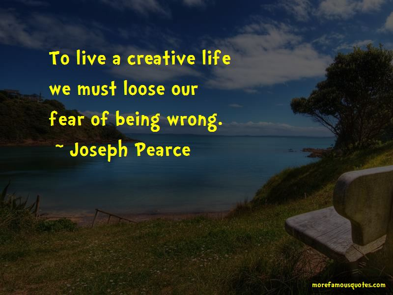 Joseph Pearce Quotes Pictures 4