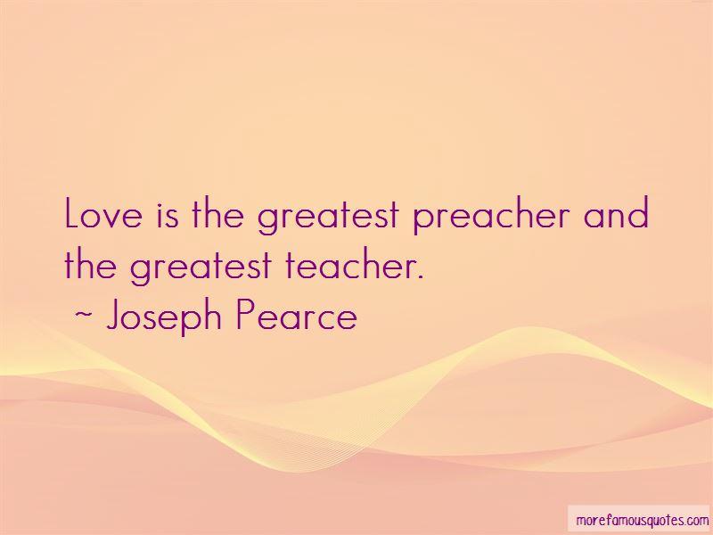 Joseph Pearce Quotes