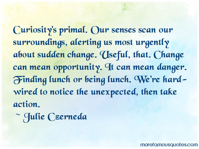 Julie Czerneda Quotes Pictures 2