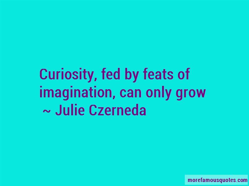 Julie Czerneda Quotes