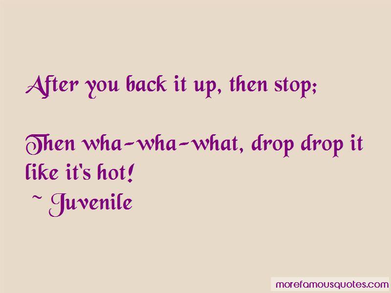 Juvenile Quotes Pictures 3