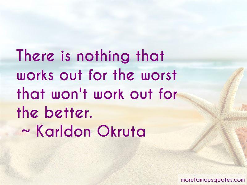 Karldon Okruta Quotes Pictures 2