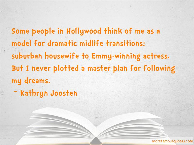Kathryn Joosten Quotes