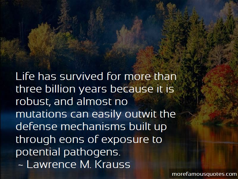 Lawrence M. Krauss Quotes Pictures 4