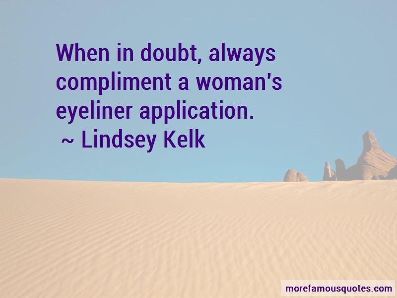 Lindsey Kelk Quotes Pictures 2
