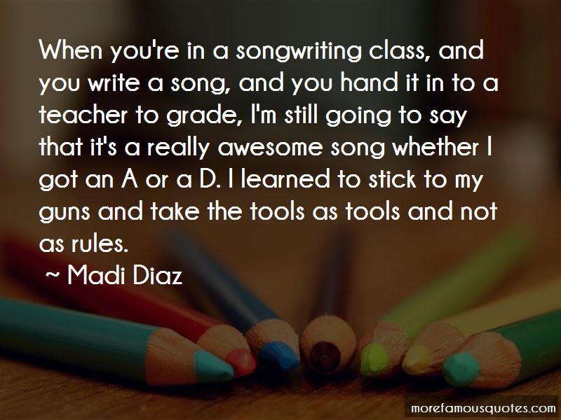 Madi Diaz Quotes Pictures 3