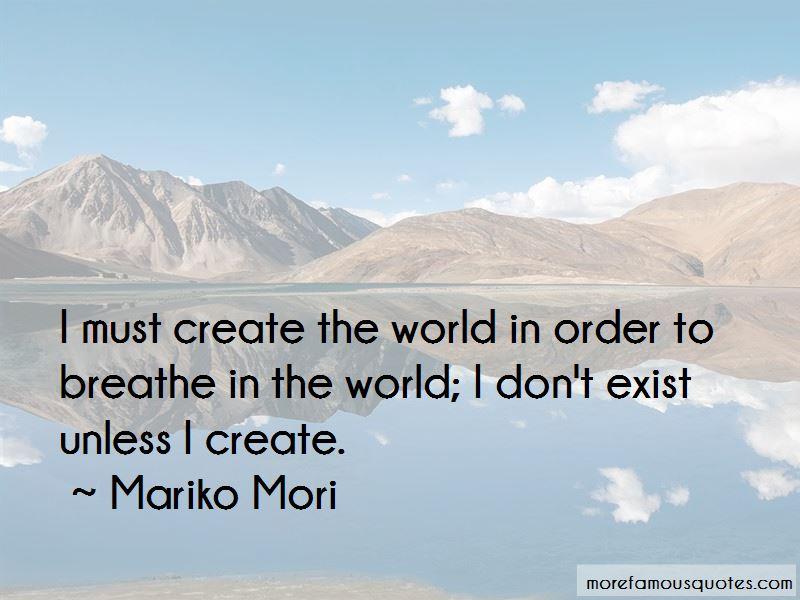 Mariko Mori Quotes Pictures 2