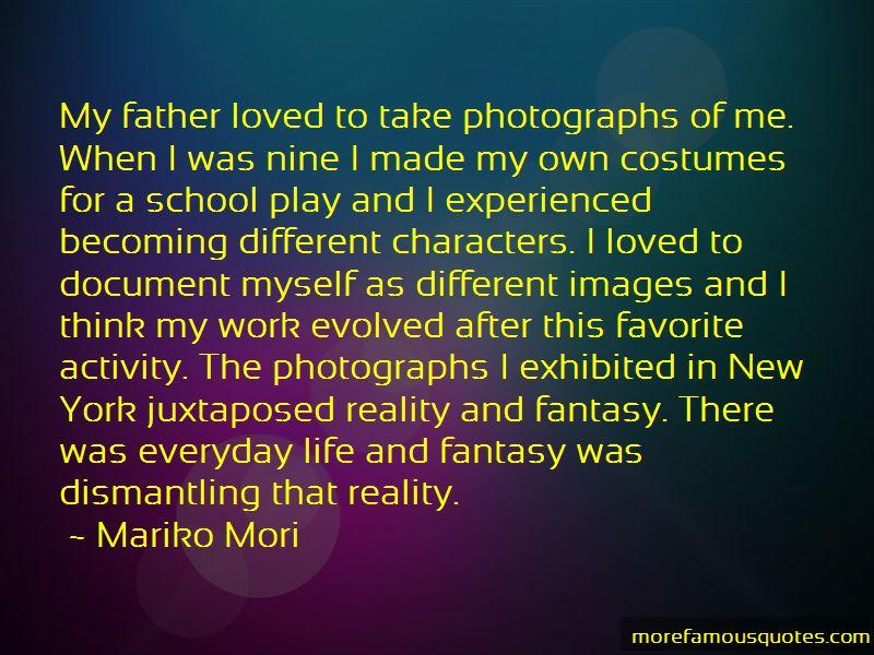 Mariko Mori Quotes Pictures 3