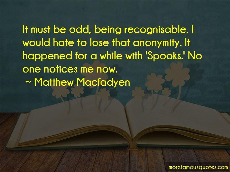 Matthew Macfadyen Quotes Pictures 4