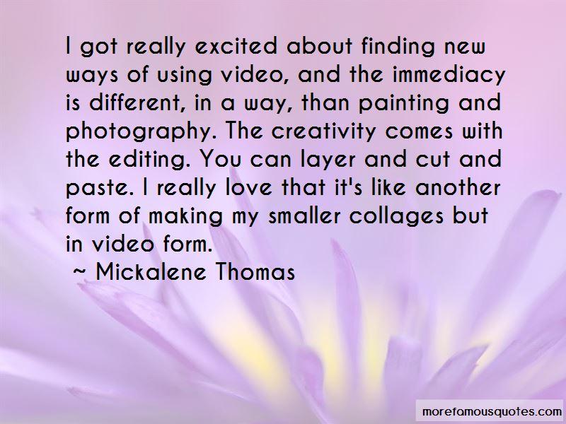 Mickalene Thomas Quotes Pictures 4