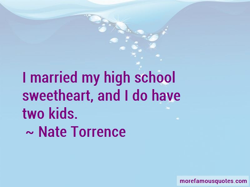 Nate Torrence Quotes Pictures 3